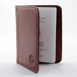 Leather Passport case|El Boyero