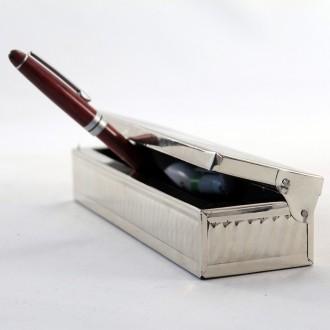 Alpaca box for pencils |El Boyero