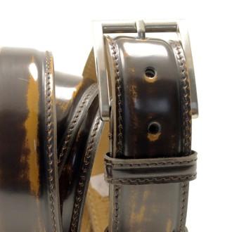 Cinturón de cuero vintage | El Boyero