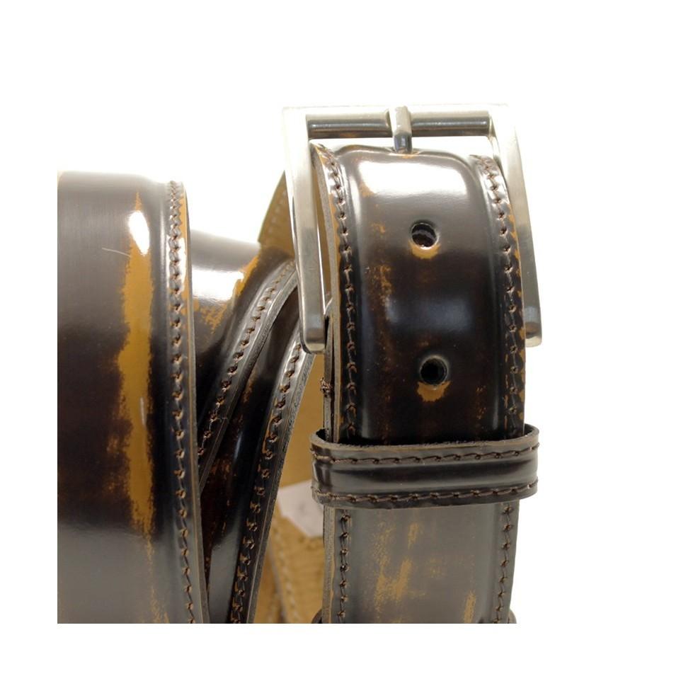 Cinturón de cuero de vaca| El Boyero
