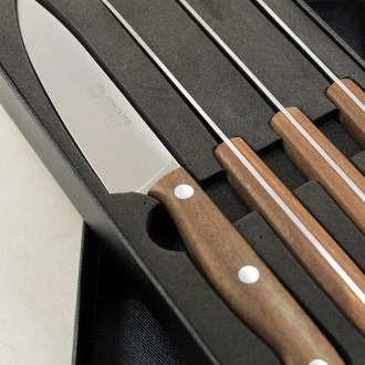 Set de 4 cuchillos El Boyero