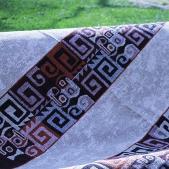 Manta chica diseño Cuzco|El Boyero