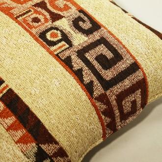 Funda para almohadón diseño Cuzco|El Boyero