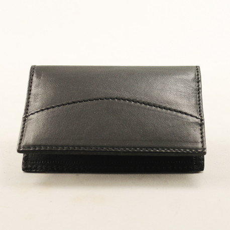 Cow leather cards holder