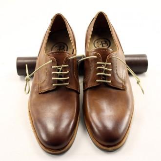 Zapato acordonado cuero|El Boyero